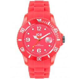 Ice-Watch Ladies Rubber Strap Watch SS.NRD.BB.S.12