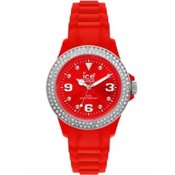 Ice-Watch Unisex Rubber Strap Watch ST.RS.S.S