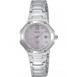 Seiko Ladies Coutura Watch SXDA79P1