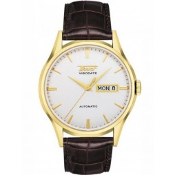 Tissot Ladies Gold Plated Automatic Strap Watch T019.430.36.031.01