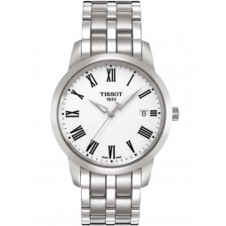Tissot Mens T-Classic Dream Bracelet Watch T033.410.11.013.01