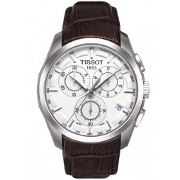 Tissot Mens T-Classic Couturier Strap Watch T035.617.16.031.00