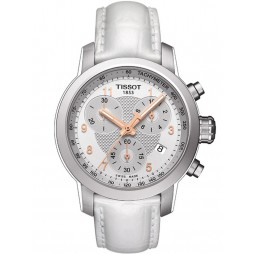 Tissot Unisex PRC200 Chronograph Watch T055.217.16.032.01
