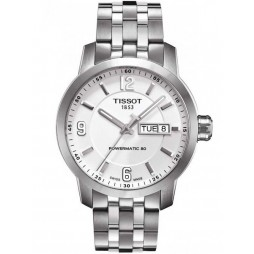 Tissot Mens PRC200 Watch T055.430.11.017.00