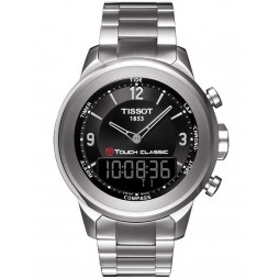 Tissot Mens T-Touch Watch T083.420.11.057.00