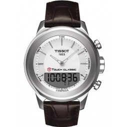 Tissot Mens T-Touch Classic Watch T083.420.16.011.00