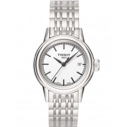 Tissot Ladies Carson Bracelet Watch T085.210.11.011.00