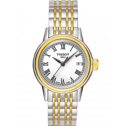 Tissot Ladies T-Classic Carson Bracelet Watch T085.210.22.013.00