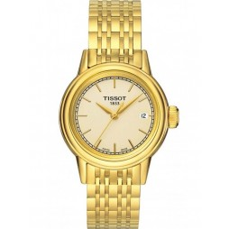 Tissot Ladies T-Classic Carson Bracelet Watch T085.210.33.021.00