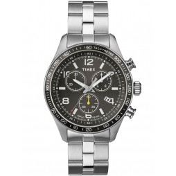 Timex Mens Chronograph Bracelet Watch T2P041