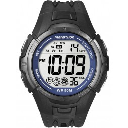Timex Mens Marathon Digital Strap Watch T5K359