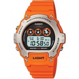 Casio Unisex Sports Watch W-214H-4AVEF