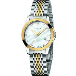 Gucci Ladies Timeless Watch YA126513