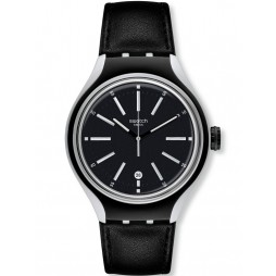 Swatch Men's Go Cycle Black Watch YES4003