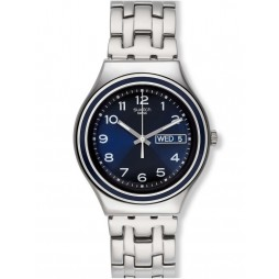 Swatch Unisex Blue Influence Watch YGS765G