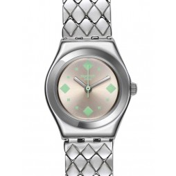 Swatch Petite Reine Stainless Steel Watch YSS291G