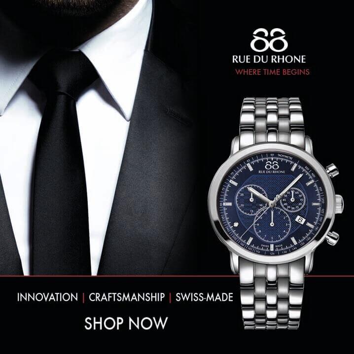 88 rue du rhone watches