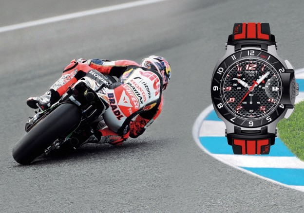 Tissot providing this year's Official Watch of MotoGP