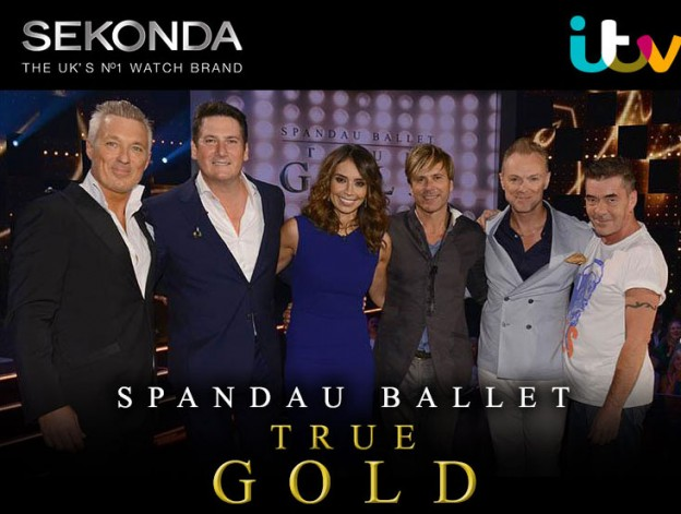 Spandau Ballet - True Gold