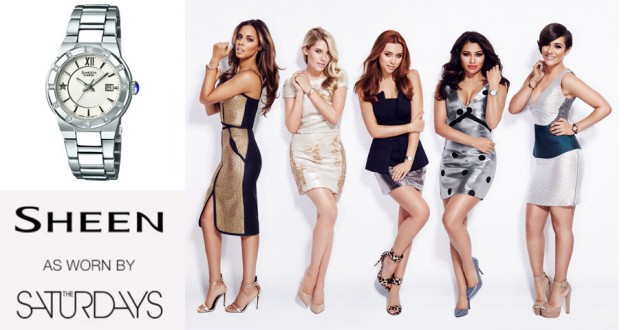Sheens' sales soar after signing The Saturdays.