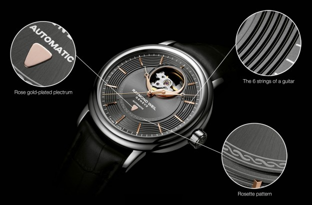 Raymond Weil's Music Special Edition 2