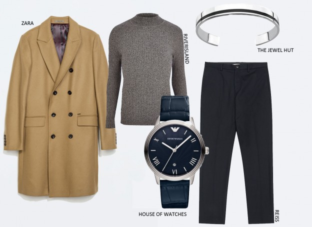 A man's guide: How to take on the winter weather in style