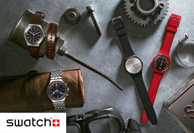 The Sporting Swatch