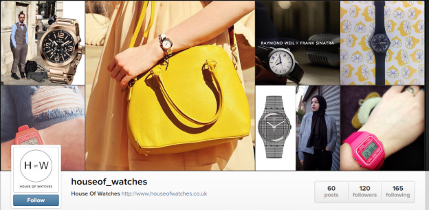 Top 5 Watch Instagrams You Should Be Following