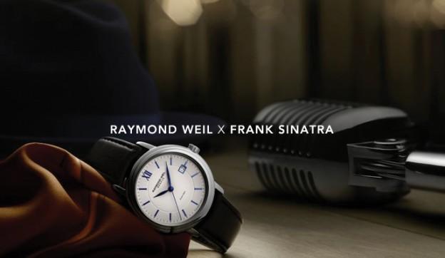 Raymond Weil Frank Sinatra