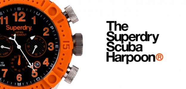 New: Superdry watches