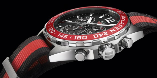 Limited Edition Formula F1 McLaren Tag Heuer Watch