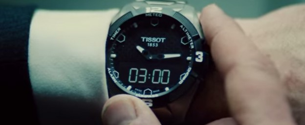 Watches at the Movies - Mission Impossible: Rogue Nation