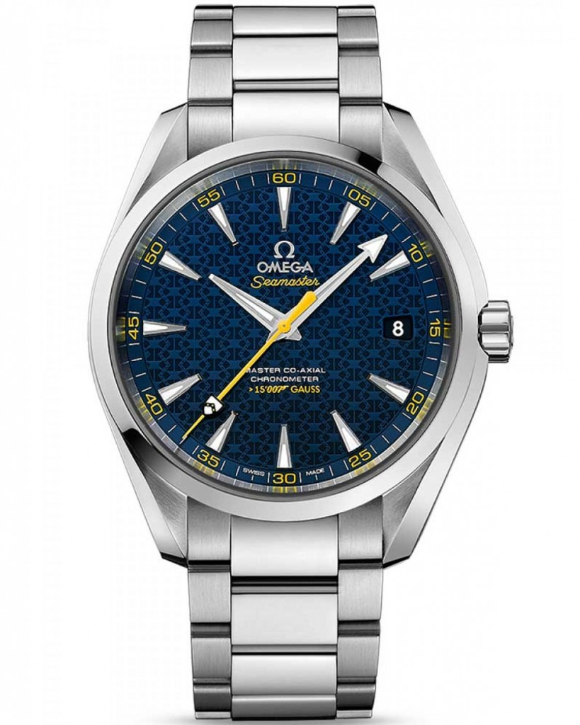 omega mens limited edition james bond seamaster aquaterra