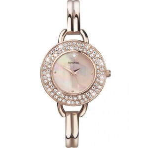 Sekonda Ladies Stone Set Watch 4224