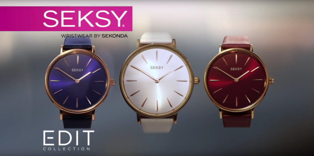 The New Sekonda Seksy Edit Collection