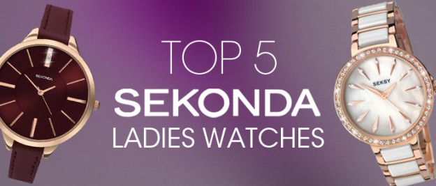 Top 5 Ladies Sekonda watches Under £100