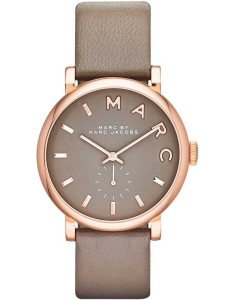 Marc by Marc Jacobs Ladies Baker Strap WATCH