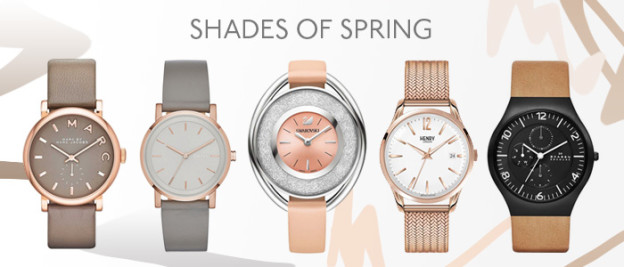 The Shades of Spring