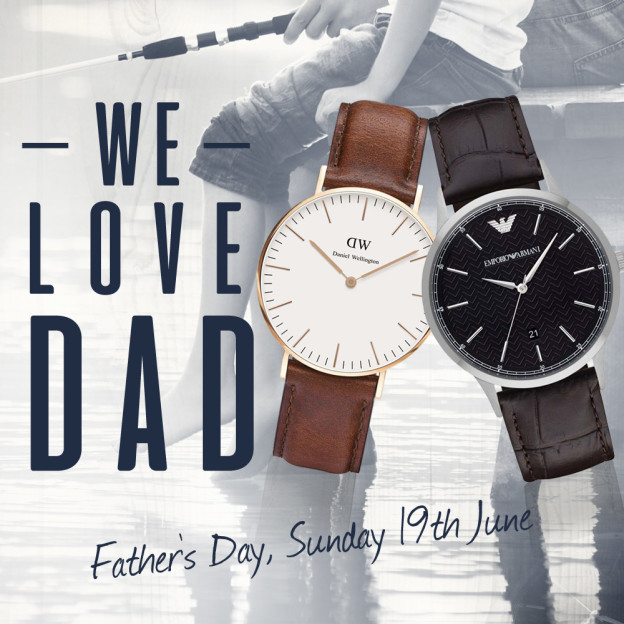 Father's Day Watches for that Special Guy