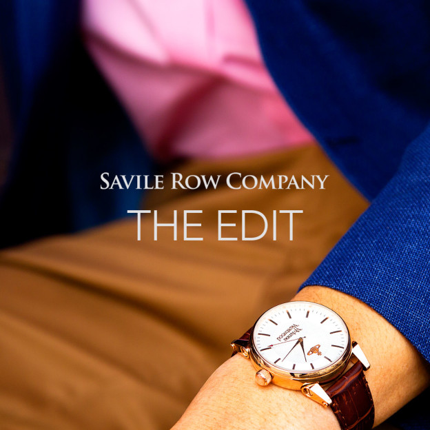 Savile Row Company X House of Watches