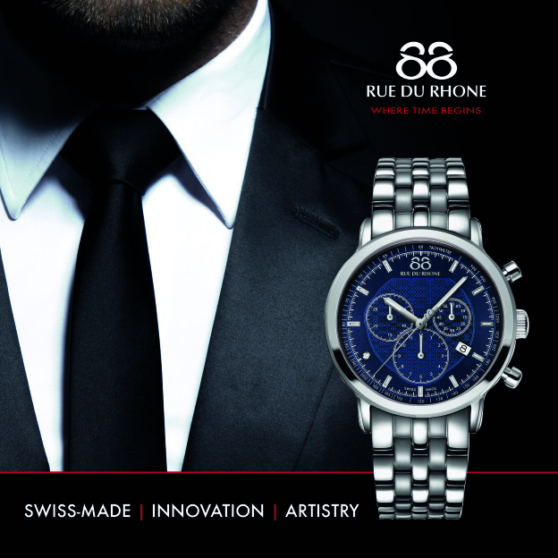 88 Rue du Rhone Watches Have Arrived