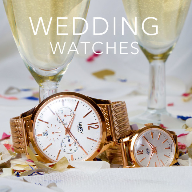 Watches for the Happy Couple