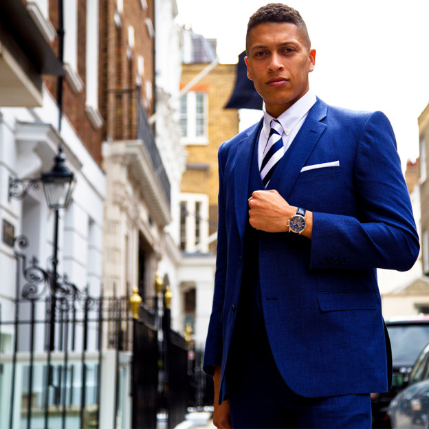 Interview: Our Savile Row Model