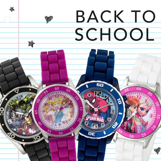 Back to School watches