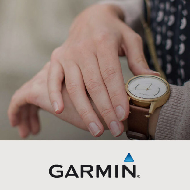 New In: Garmin watches