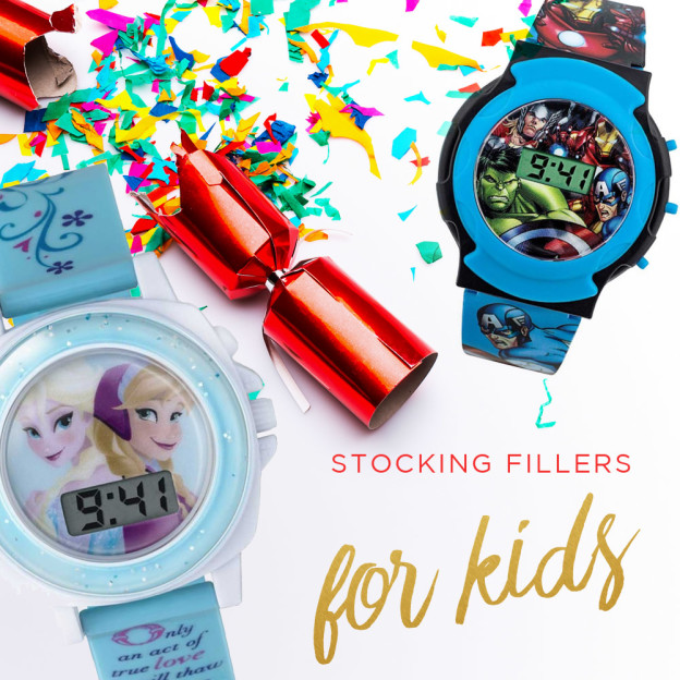 Ticking stocking fillers for kids
