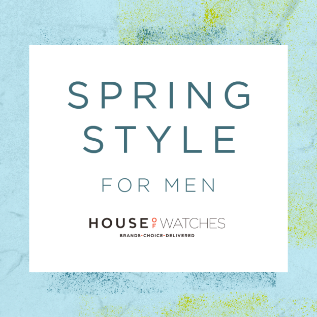 Spring Style for Men