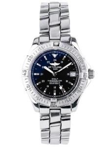 41-81-996-1-pre-owned-breitling-mens-colt-bracelet-watch-4181996-2