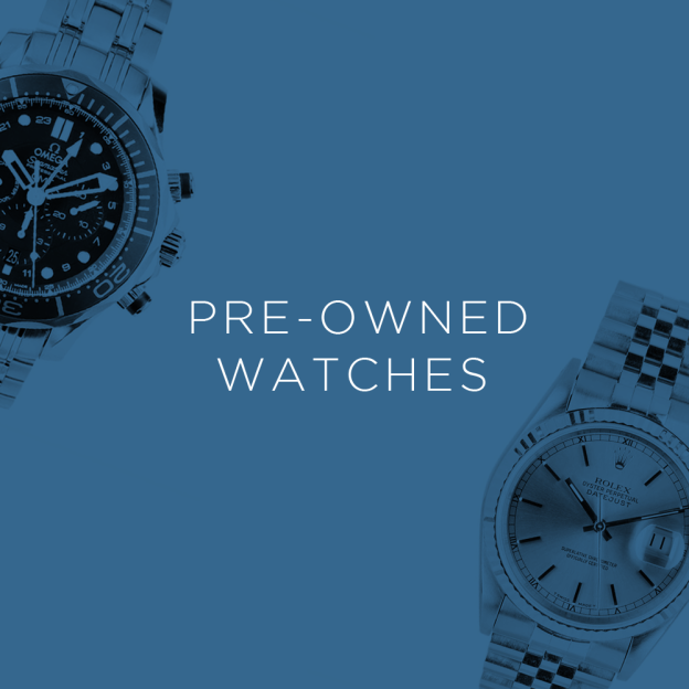 Why buy a pre-owned watch?