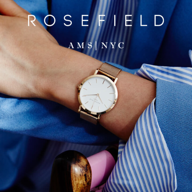 Introducing ROSEFIELD Watches for Women